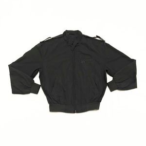 Vintage Members Only Iconic Cafe Racer Windbreaker